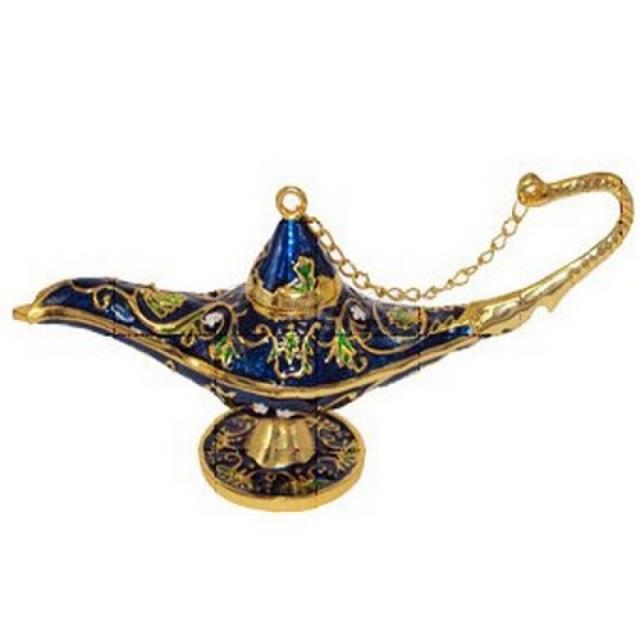 Aladin Lamp ST07445