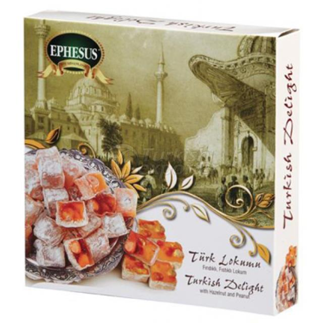 Turkish Delight with Nuts st01805
