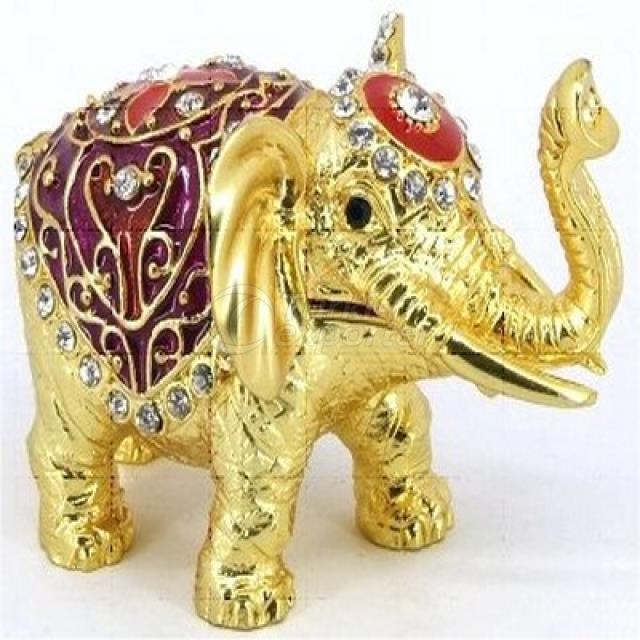 Elephant Figure ST07430