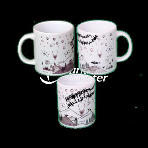 Standard Printed Cups