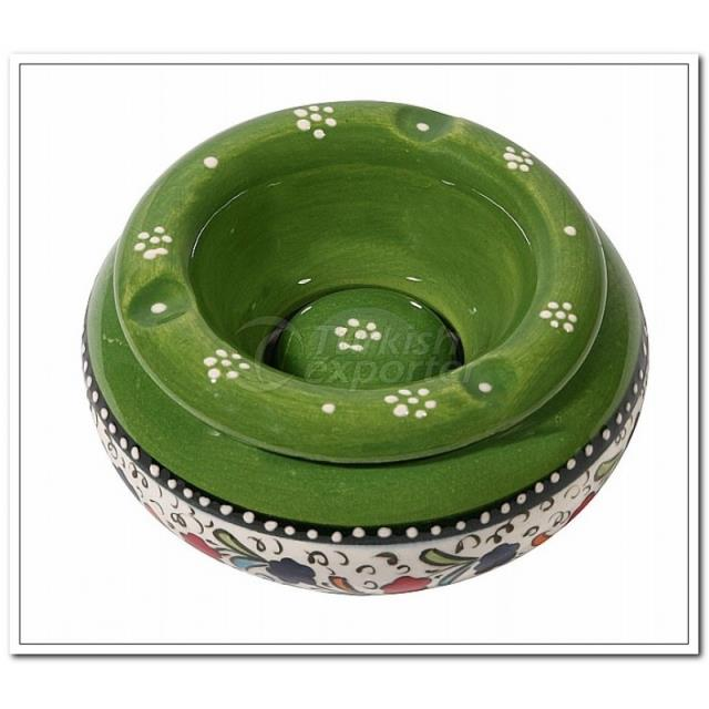 Ceramic Ashtray ST02884