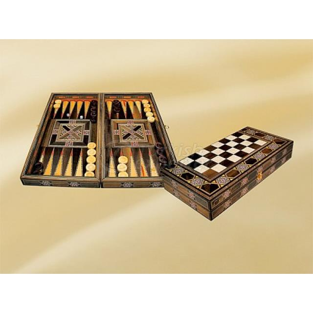 Backgammon TAVLA 162