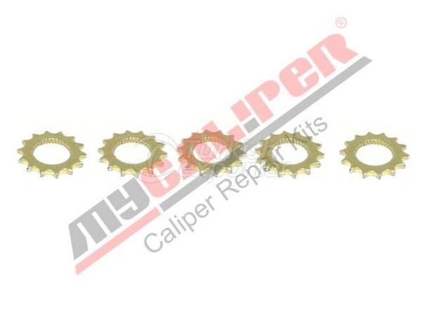 Caliper Adjusting Mechanism Wheel Set Knorr