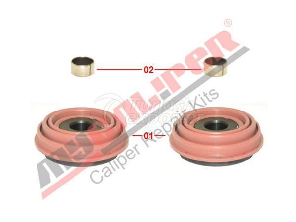 Caliper Piston Repair Kit Knorr