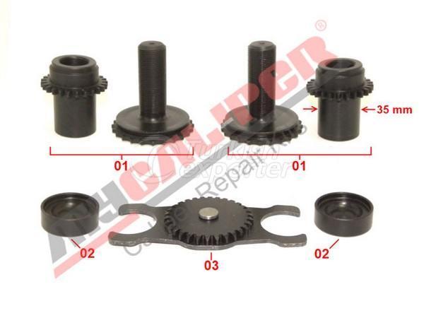 Caliper Adjustment Mechanism (Right) Meritor