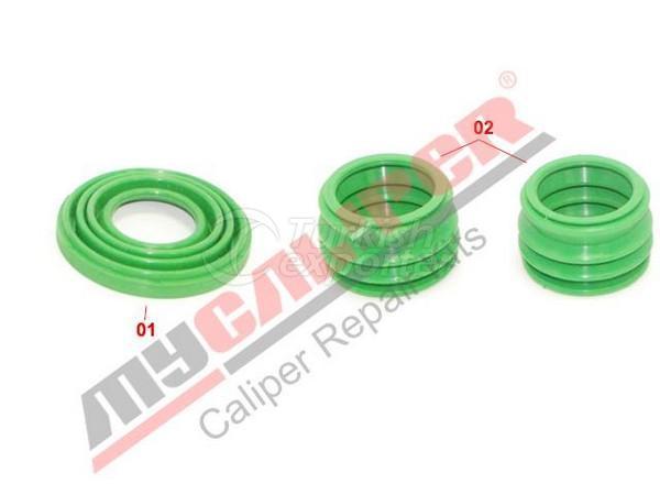 Caliper Seals Repair Kit Wabco