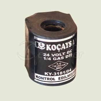 Electric (12 V) Short Single - 01 102 0
