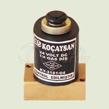 Electric (24 V) Set Manual On - Off Single 1 Pc - 01 124 0