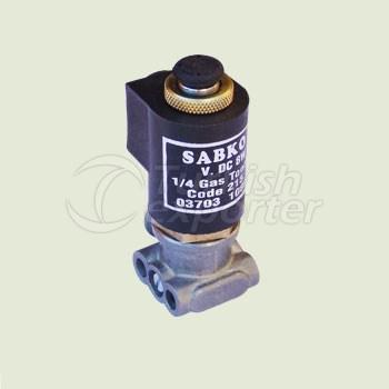Electric (24 V) Reinforcement Coil Man Mercedes 24*1,5 - 01 524 2