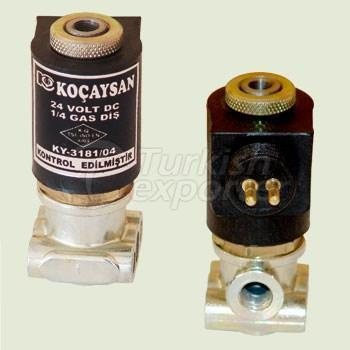 Electric (12 V) Reinforcement Coil Fatih 1/4  - 01 524 3