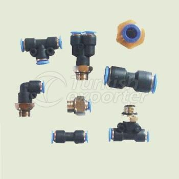Pneumatic Connecting Elements