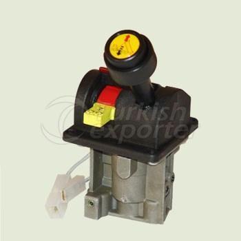Joystick Dual Damper Lifting Valve - 02 110 0