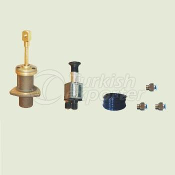 Simple Dry Pneumatic Comple Set  - 03 500 0