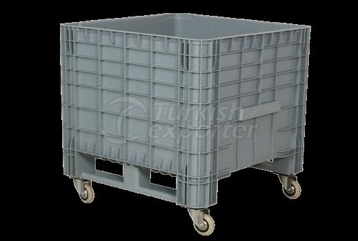 Plastic Storage Pallet