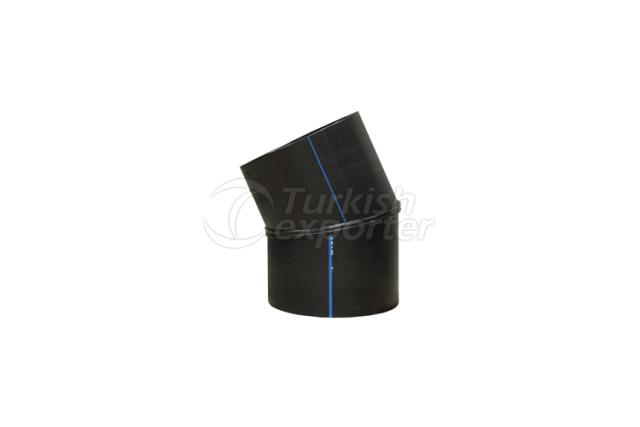 HDPE Segmented 30 Elbow