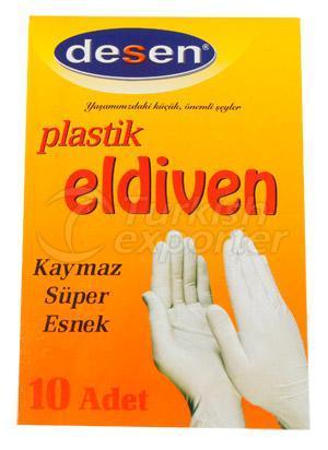 Plastic Gloves P-0073