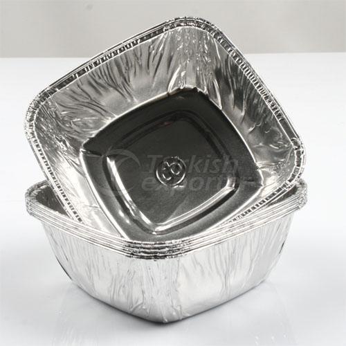 Aluminium Rice Pudding Bowl 5 Ous P-0062