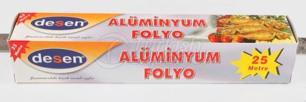 Aluminium Eco. Foil 25 mt.C-0088