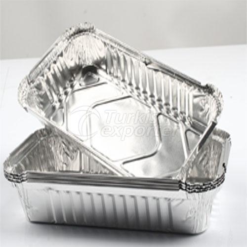 Aluminium Case 5 Ous P-0202