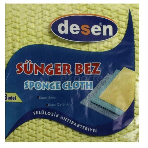 Dish Sponge 3 Ous S-119