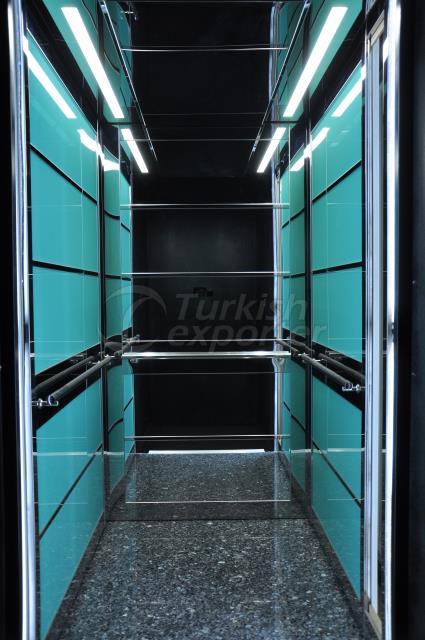 Yukselis Elevator Cabin - Ispendek