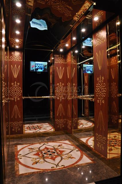Yukselis Elevator Cabin - Levkit
