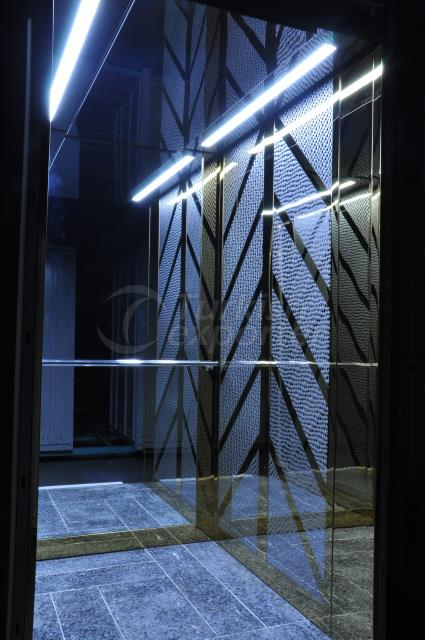 Yukselis Elevator Cabin - Gambusya