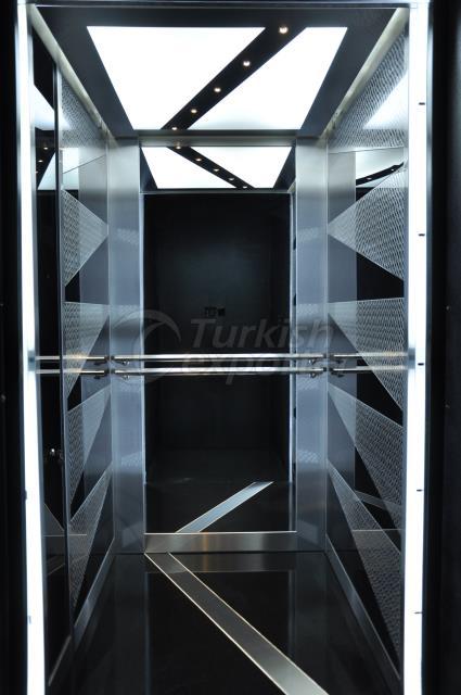 Yukselis Elevator Cabin - Camgoz