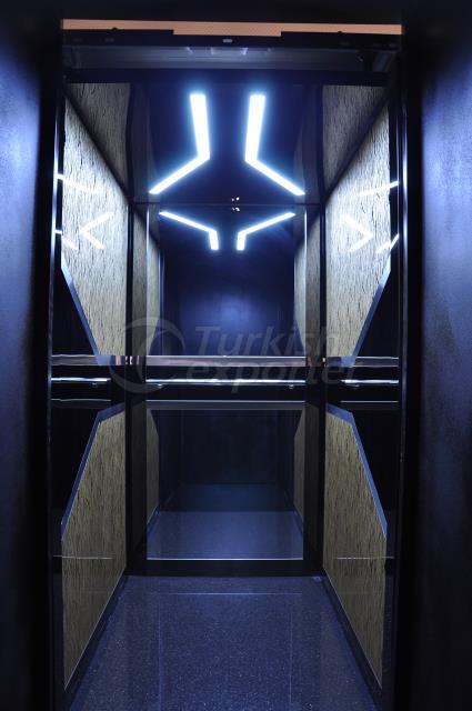 Yukselis Elevator Cabin - Torik