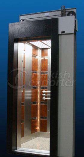 Yukselis Elevator Cabin