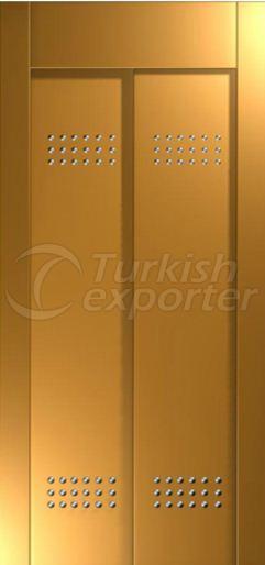 Yukselis Automatic Elevator Door