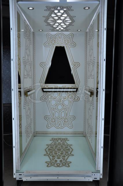 Yukselis Elevator Cabin - Sarpa