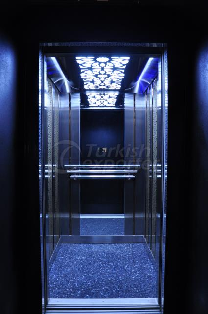 Yukselis Elevator Cabin - Turna