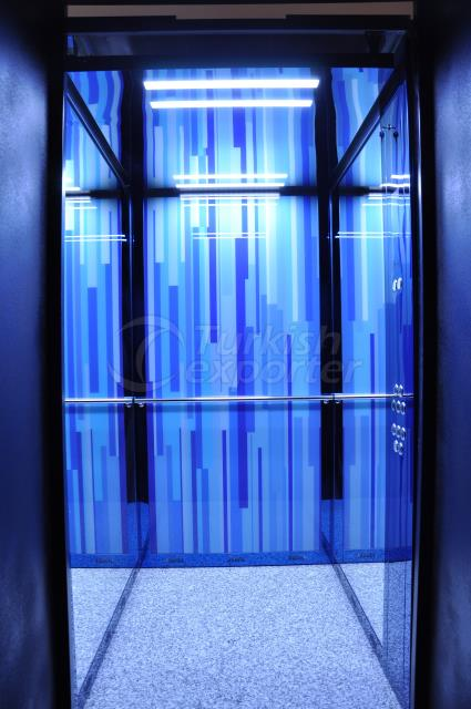 Yukselis Elevator Cabin - Rina