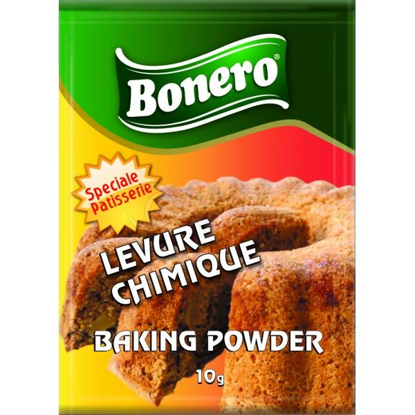 Bonero Baking Powder And Sugar Vanilin