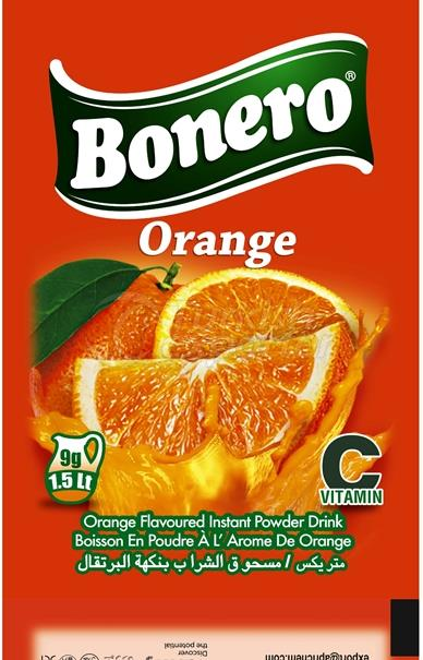 BONERO POWDER JUICE
