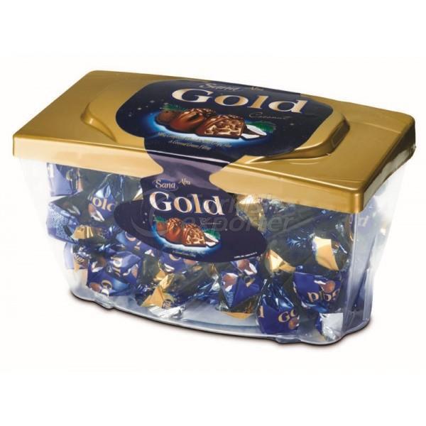 Sana Gold Lux Coffer 750gr
