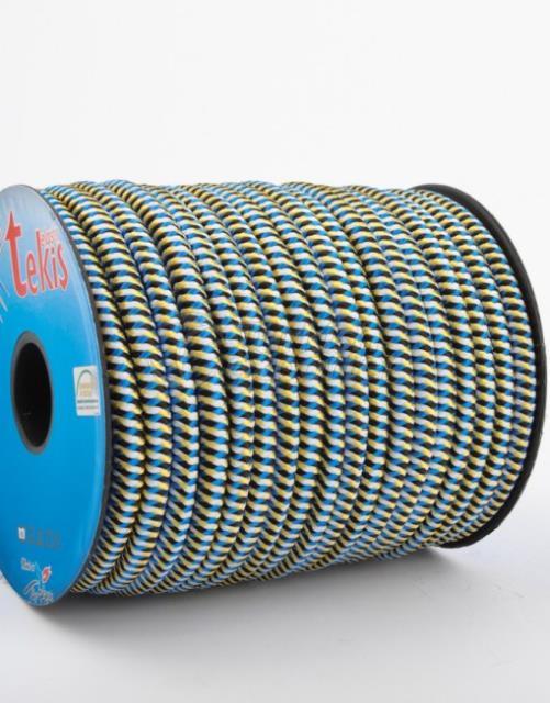 Round Elastic 8mm 50m