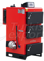 Automatic Temperature Controlled Boiler