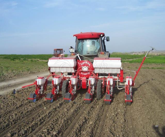 Grain Drill Machine