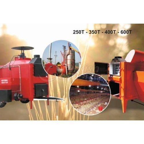 Farm Boiler