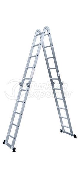 Ladder-Akrobat