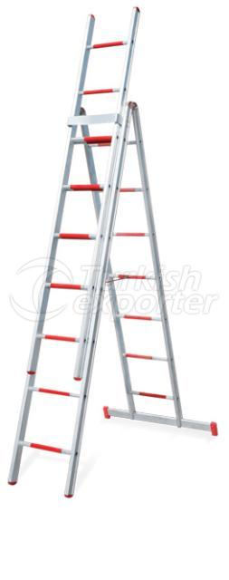 Ladder-Aluminium