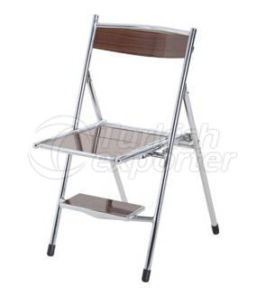 Ladder With Chair