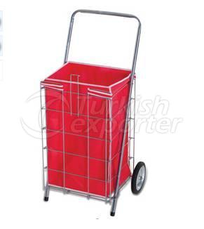 Shopping Trolley With Wire 3196