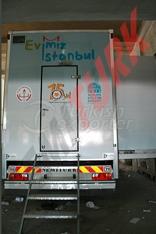 SIDE EXTENSION MOBILE SEMİ TRAİLER