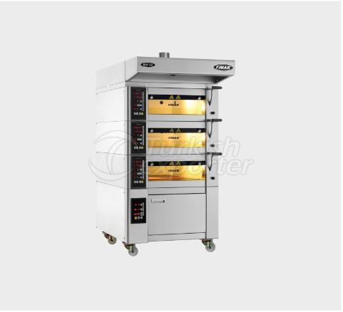 Electrical Deck Oven EKF 60x80