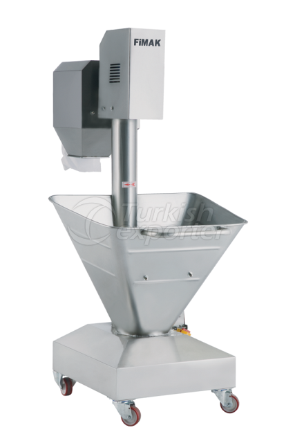 Flour Sifting-Aeration Machine