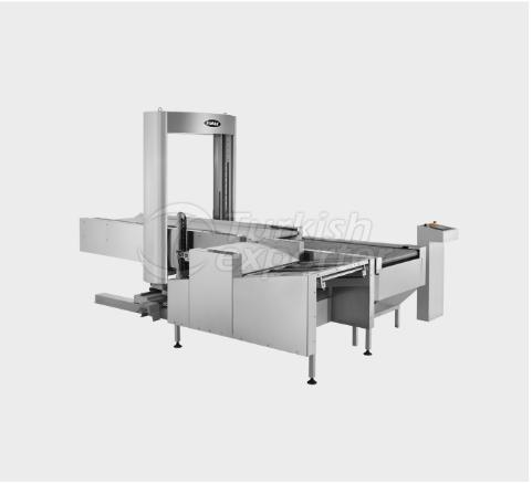 Bread Loading-Unloading Robot