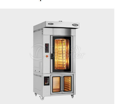Convection Rotary Oven FRN10